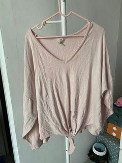 H&M Pink tops