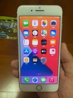 iphone 7 plus 128G 玫瑰金