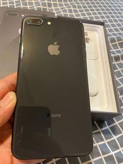 iPhone 8 black 256gb Mint condition
