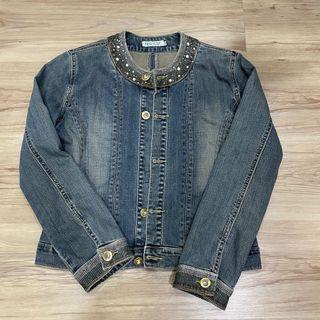 Jeans jacket 造型牛仔外套