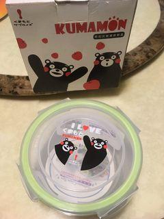 Kumamon玻璃保鮮盒