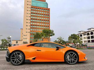 Lamborghini Huracan For Rent