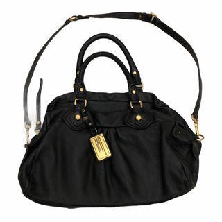 Marc Jacobs leather sling bag