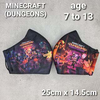Minecraft Dungeons (Hero Edition) Mask