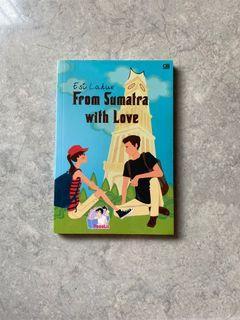 Novel Teenlit From Sumatra with Love