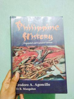 Philippine History by Teodoro Agoncillo