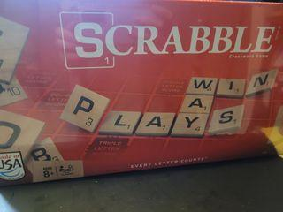 Scrabble by Hasbro Gaming