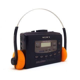 Sony WM-FX401 Walkman AM/FM Radio & Cassette Player In Excellent Working Condition