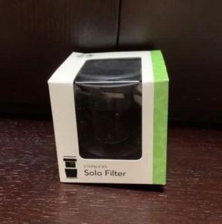Starbucks solo filter 星巴克 免濾紙 咖啡過濾器