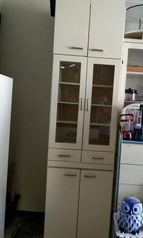 Tall Slim Kitchen Cabinet Furniture, Slim Kitchen Cabinet