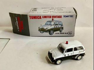 Tomytec Subaru 360 Custom 警視廳