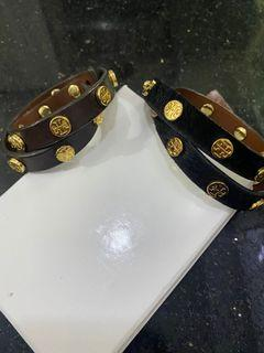 Tory Burch Bracelet Double Wrap