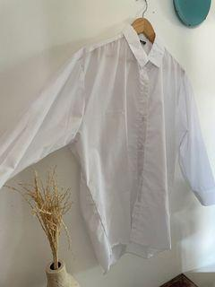 Trick an Tricky White Blouse