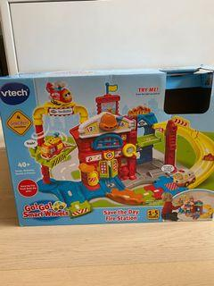 Vtech Save the Day Fire Station 消防玩具