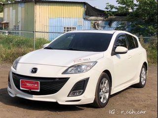 2012 二代Mazda3 ✨全車Zoom套件✨