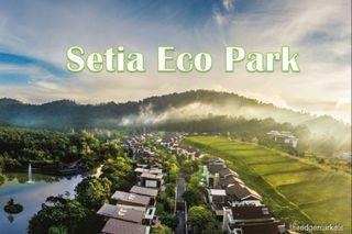 [20%OFF] 2sty Bungalow ORION @Setia Eco Park Phase 5 ONLY RM2,268,000 (Market price RM2,800,000)