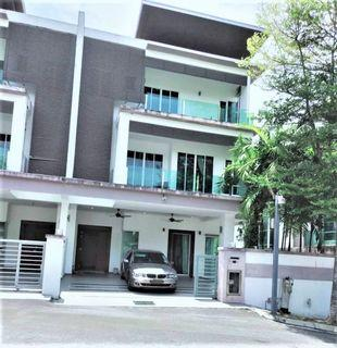 4 Storey Semi D Beverly Heights Phase 5, Ampang