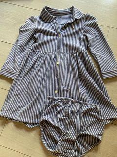 90% New Ralph Lauren Dress - 24m