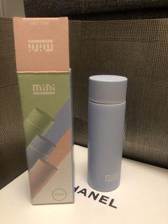超美貍霧藍 隨身攜帶美型保溫瓶150ml