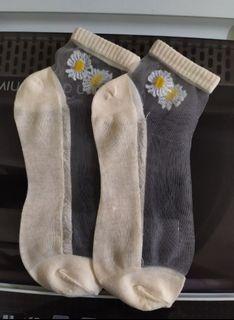 玻璃短襪#618