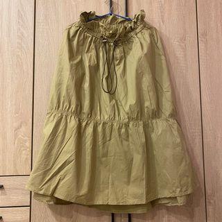 🍡二手🍡芥末黃裙子