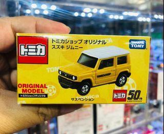 日本直送 限定 現貨  Tomica Shop Original Suzuki Jimny