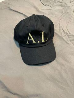 """Alice Lawrance """"AL"""" cap"""
