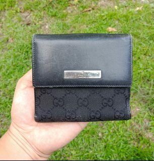 Authentic 💯 GUCCI Wallet
