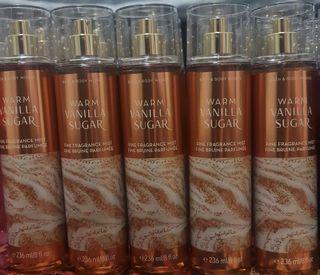 Bath & Body Works Mist - Warm Vanilla Sugar