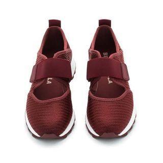 Bimba Y Lola Shoes Maroon Original