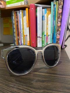 black n grey quina sunglasses