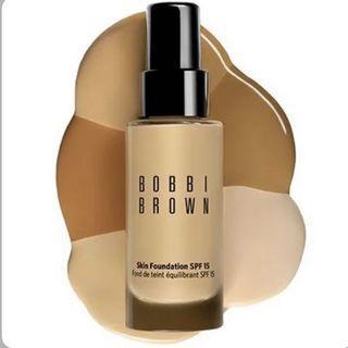 全新Bobbi Brown 自然輕透粉底液