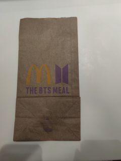 #bts #new #bag  #McDonald's  #brandnew