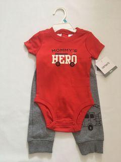 Carter's Baby Boy Set