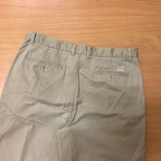 celana chino second GIORDANO size 36