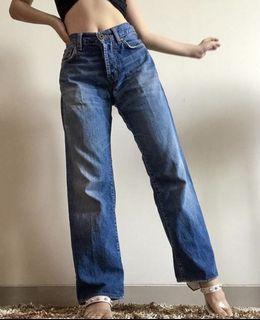 Celana Jeans Wanita (Calvin Klein Jeans)
