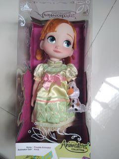 Disney animator doll anna