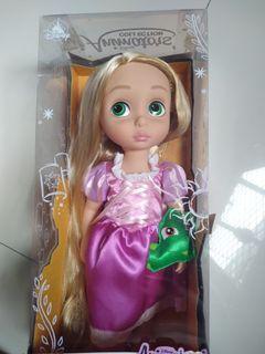 Disney animator doll rapunzel