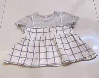 Dress anak 8-12 bulan