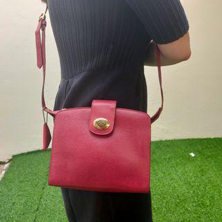 Firina sling bag full kulit asli