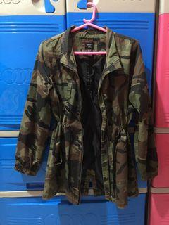 Forever 21 Camou Jacket
