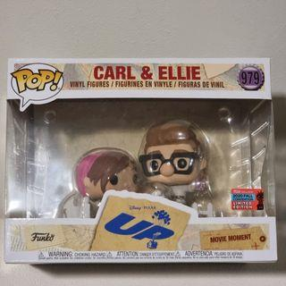 Funko Pop Carl and Ellie 2020 Fall Convention