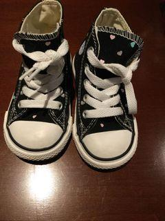 Girl Converse All Star Size:5