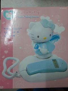 Hello kitty 家居電話