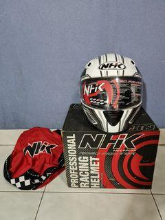 Helm NHK Road Fighter Size M