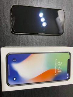 Iphone X 64gb globe