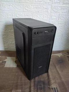 JUALPC 775 (Core2Duo E8400|Intel® GMA|4GB DDR3|HDD 250GB)