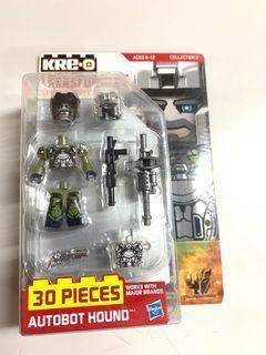 Kre-o Transformers Custom Kreon Autobot hOund