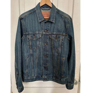 Levi's Denim Jacket - Men's Medium