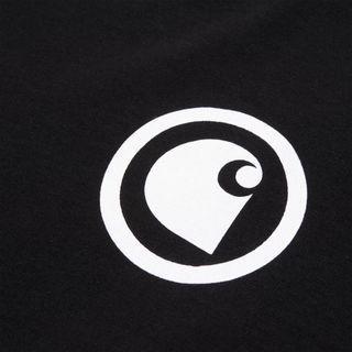 黑S Carhartt WIP 正品歐線 Protect T-Shirt  踢恤 t恤 短t logo